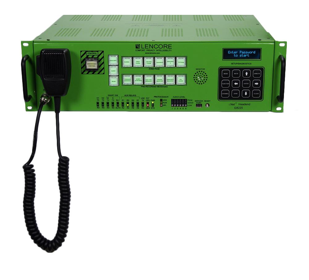 i.Net®Networked Sound Masking
