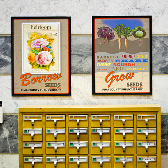 PIMA COUNTY SEED LIBRARY