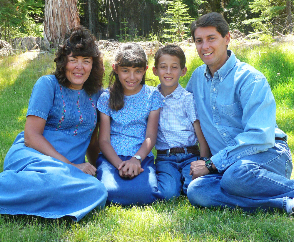 Recorded live in 2008  when Paul & Carolyn where in the thick of parenting their two children in northwest Montana,  Hannah (11) and Caleb (9)