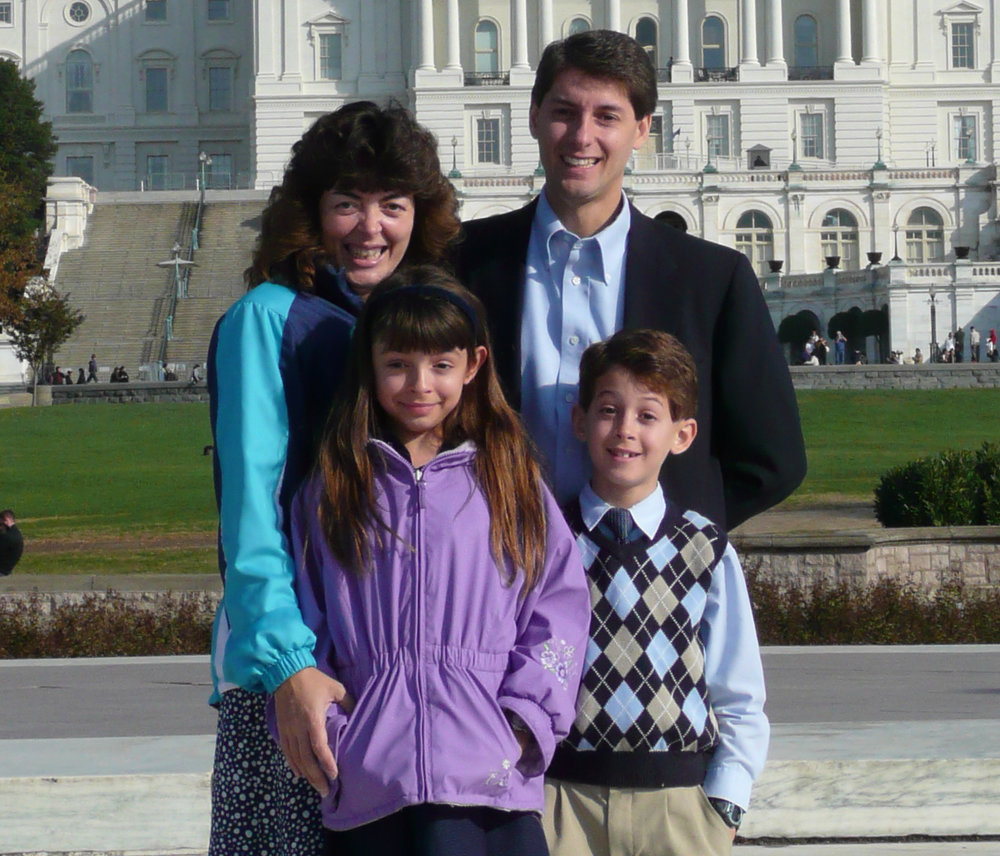 Recorded live in 2007  when Paul & Carolyn where in the thick of parenting their two children in northwest Montana,  Hannah (10) and Caleb (8)