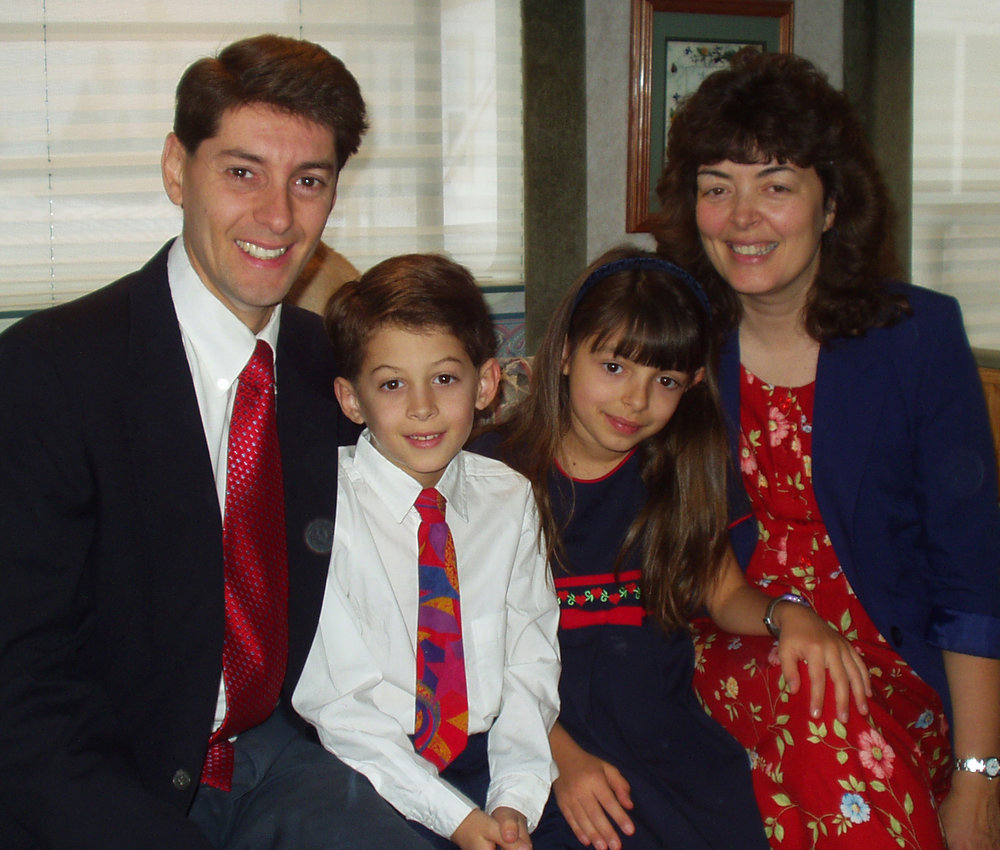 Recorded live in 2006  when Paul & Carolyn where in the thick of parenting their two children in northwest Montana,  Hannah (9) and Caleb (7)
