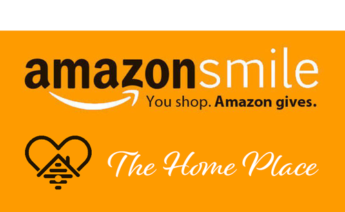 Support The Home Place Amazon Smile.