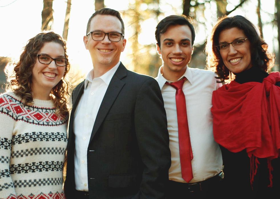The Bates Family - NC Family Ministries