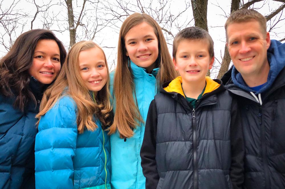 The Mai Family - Conference Coordinators