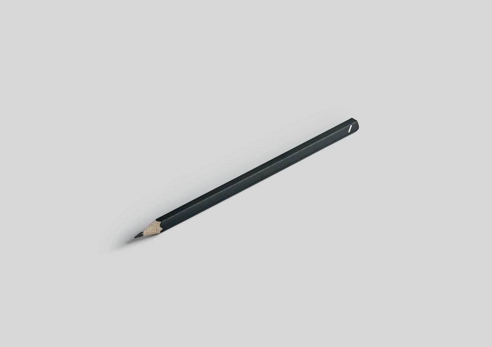 The Edit Room pencil