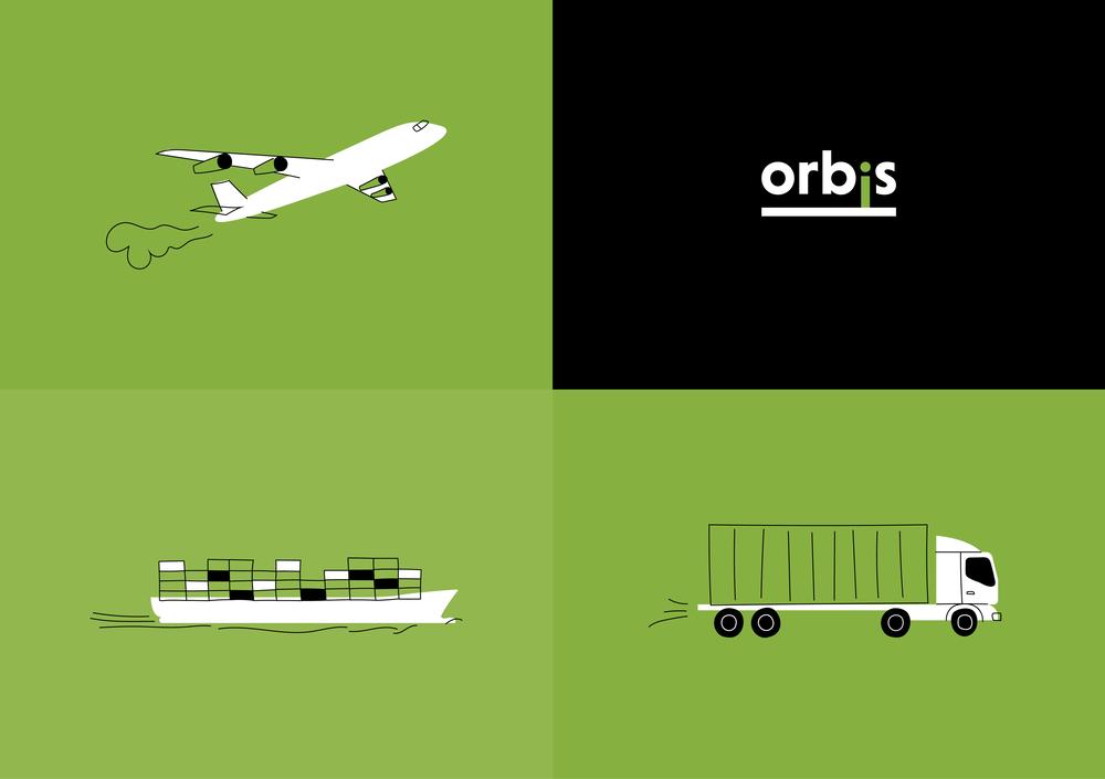 Orbis illustrations