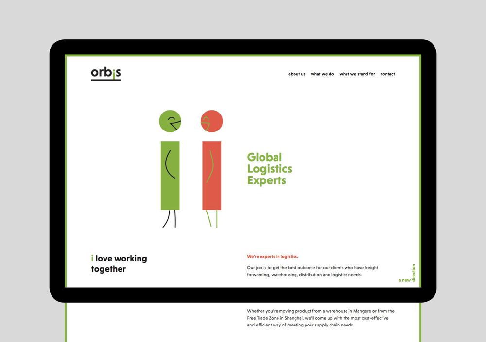 Orbis website