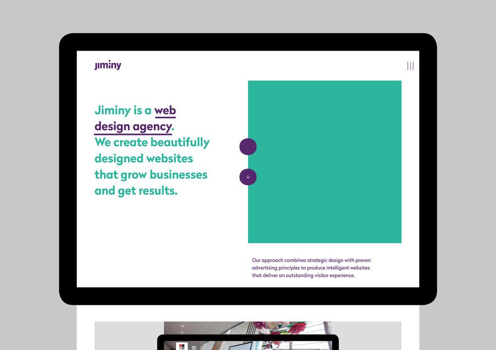 Jiminy website