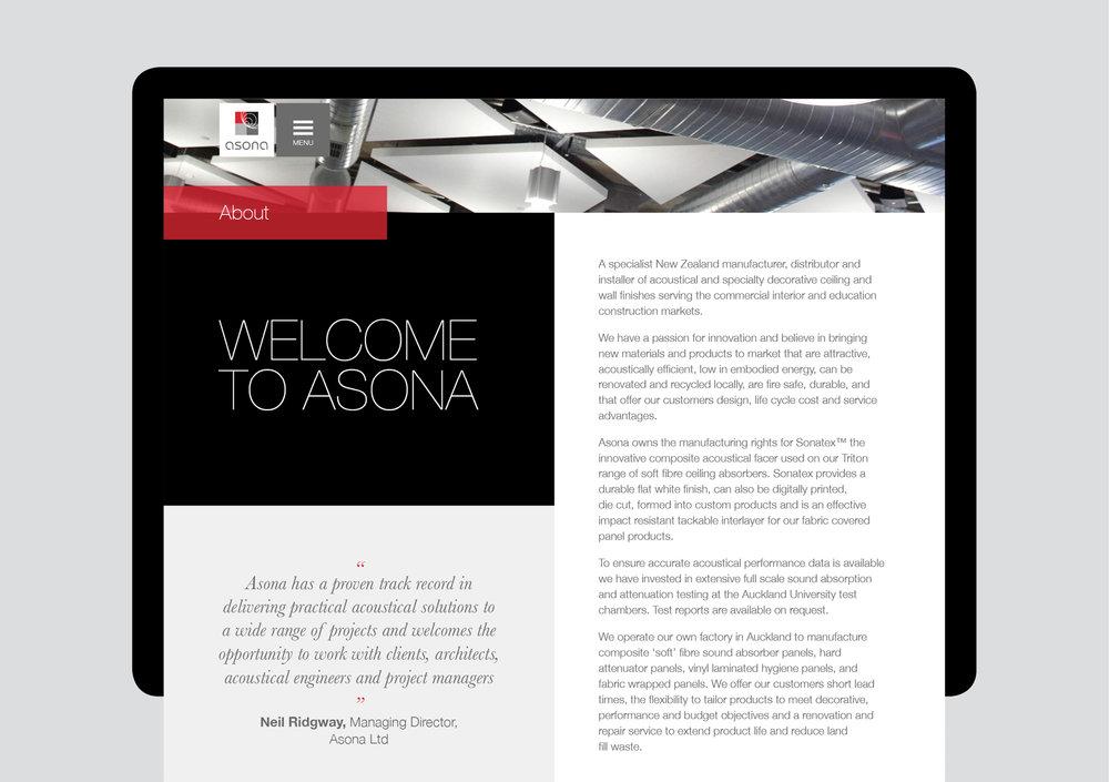 About Asona