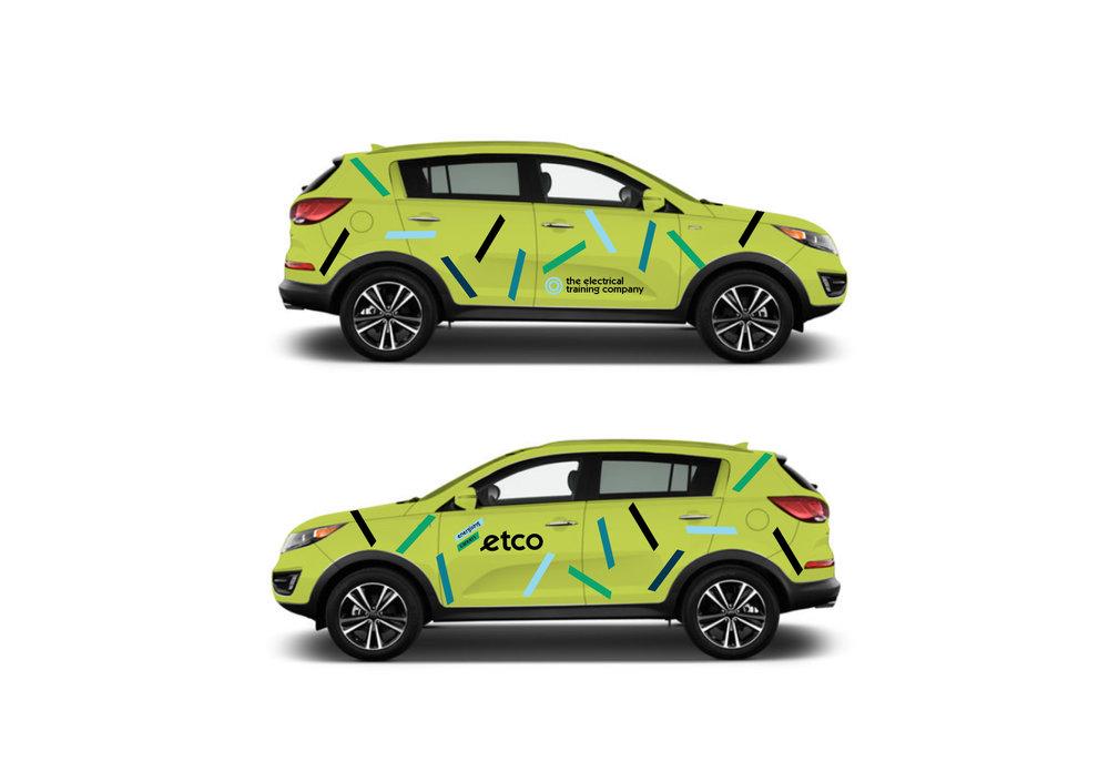 etco vehicle graphics