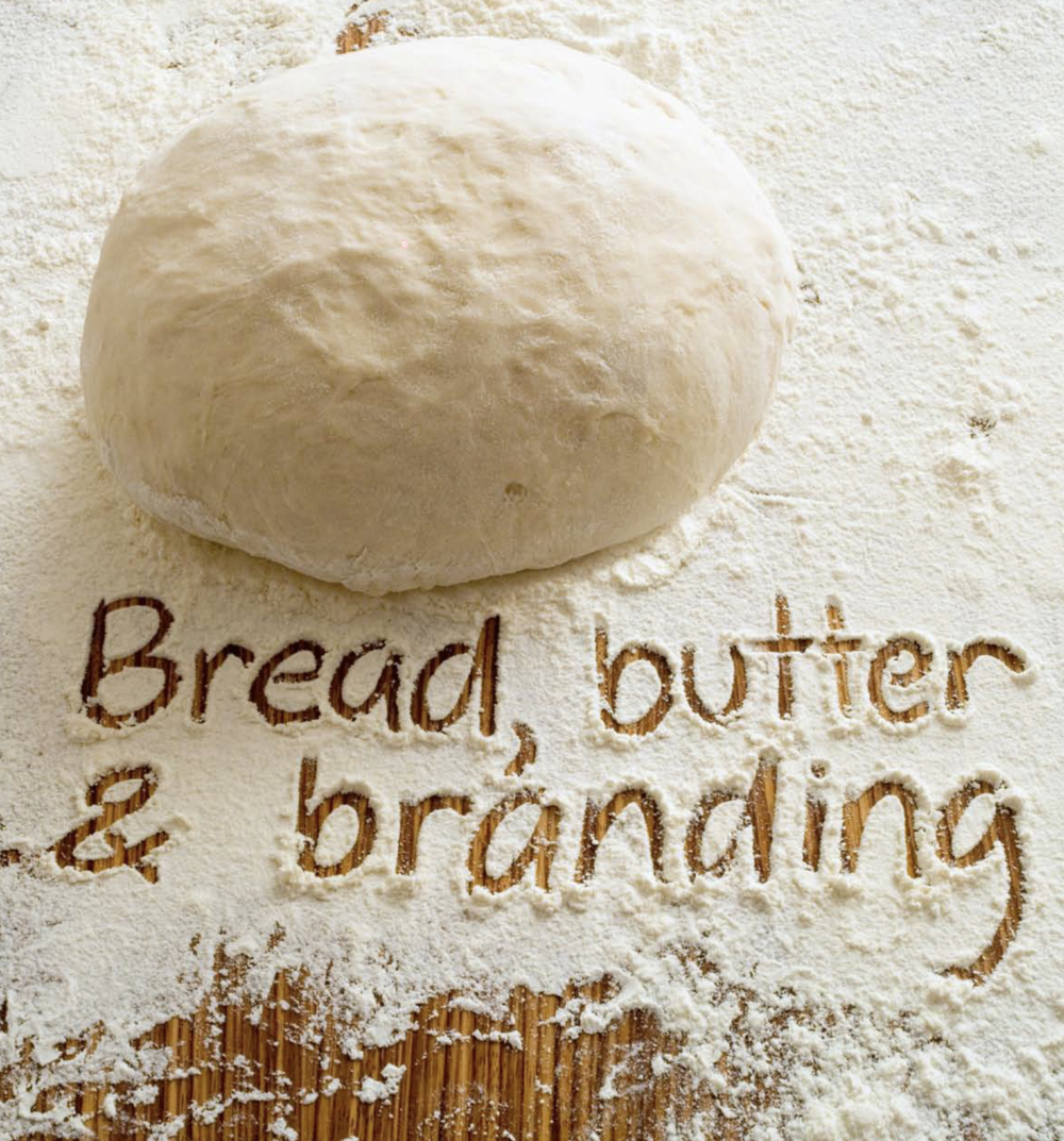 bread, butter and branding