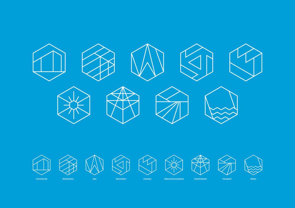 Electrix icons