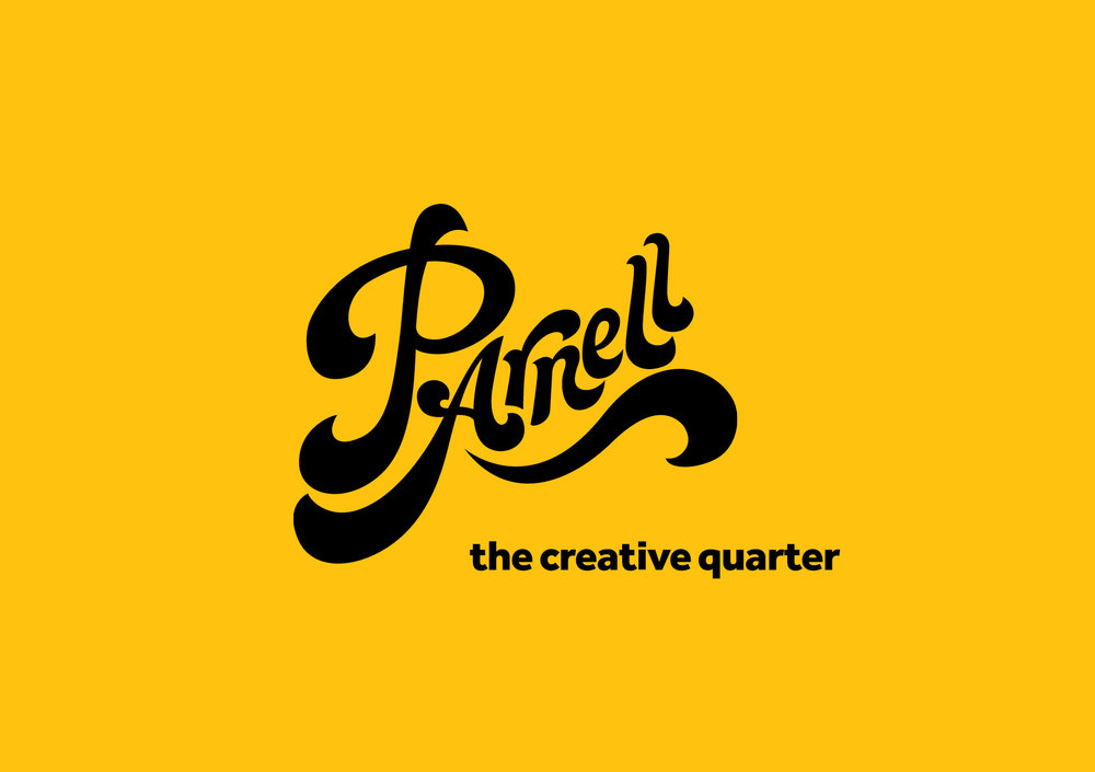 Parnell - the creative quarter logo