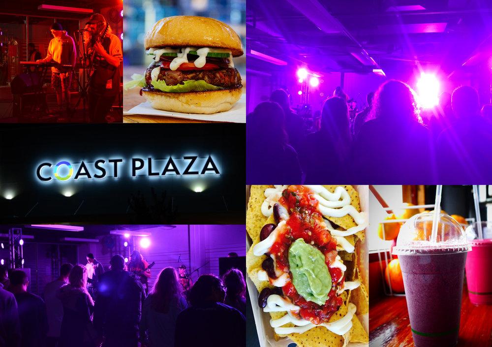 Coast Plaza concert