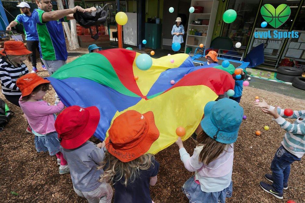 Childcare Centre Sports Incursion