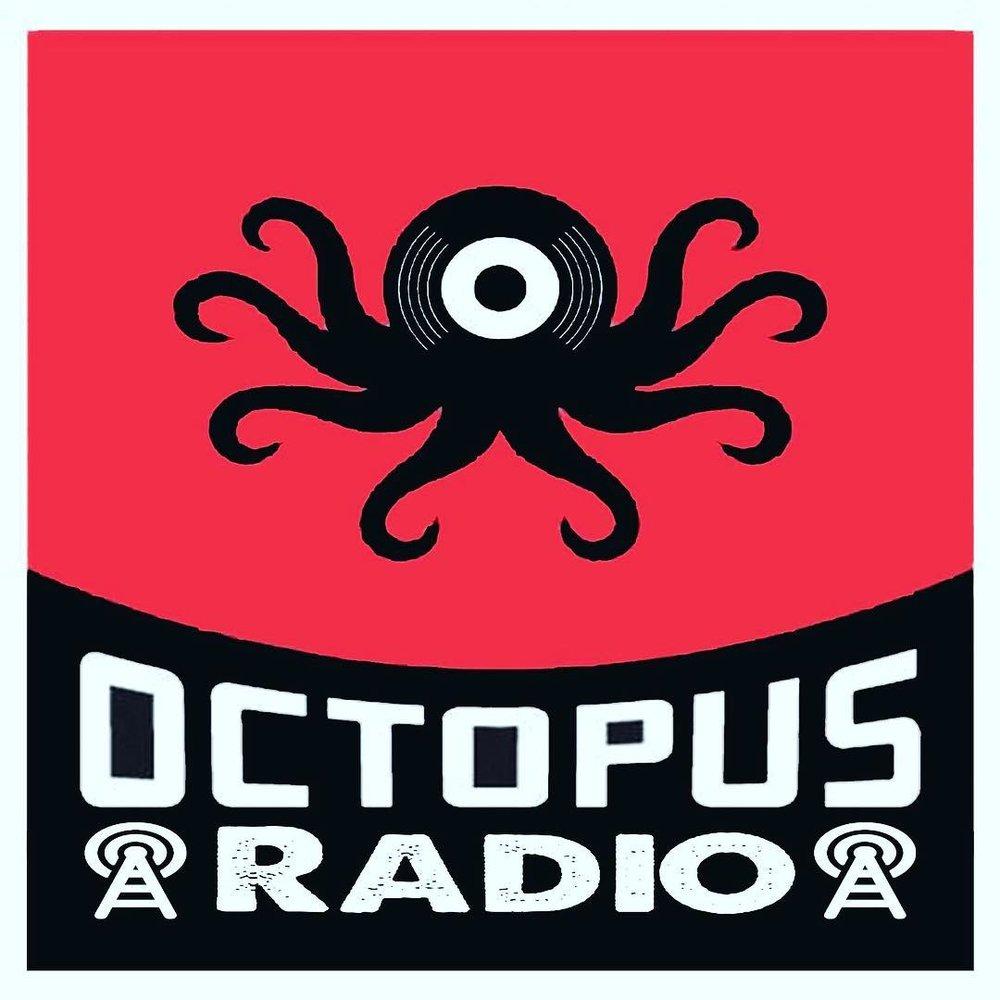 Octopus Radio Logo