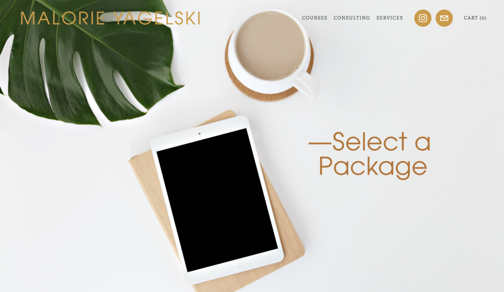 Select a Package