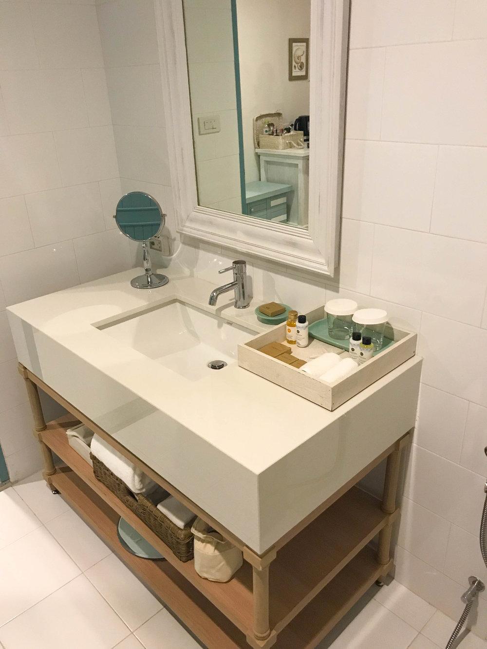 Cade Kudu Hotel - Koi Yao Noi, Thailand - Coastal Bathroom