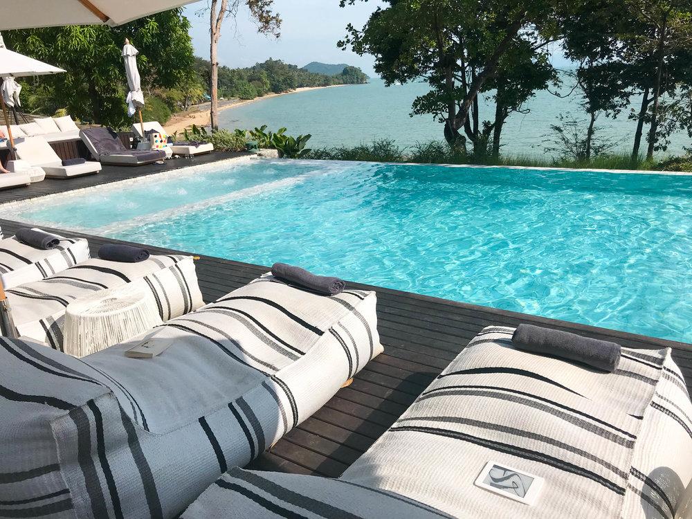 Thailand Cape Kudu Hotel Koh Yao Noi - Infinity pool