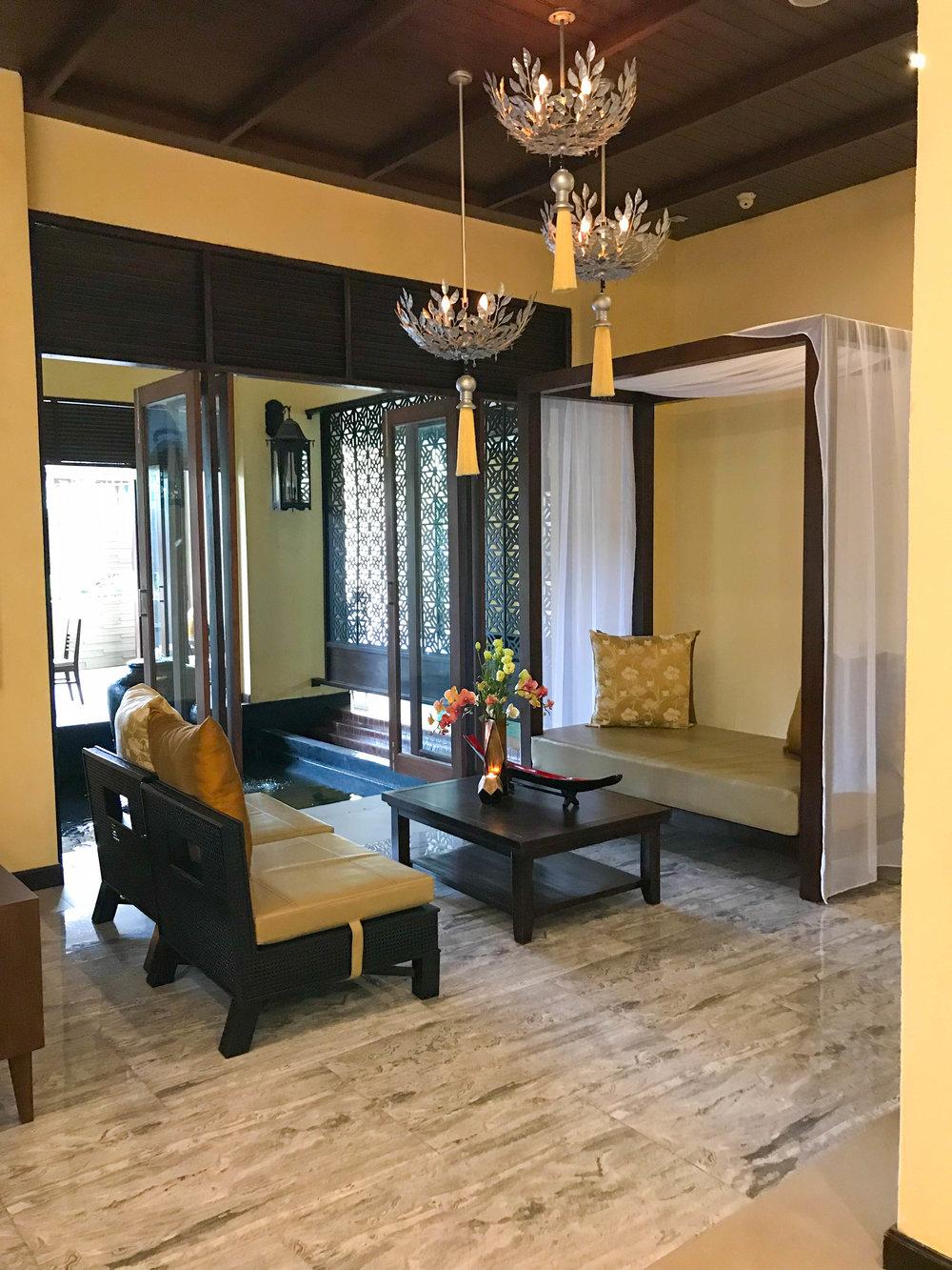 Thailand - Chiang Mai - De Chai Hotel - Lobby