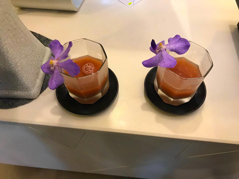 Hotel De Chai Colonial - Chiang Mai, Thailand - Juice