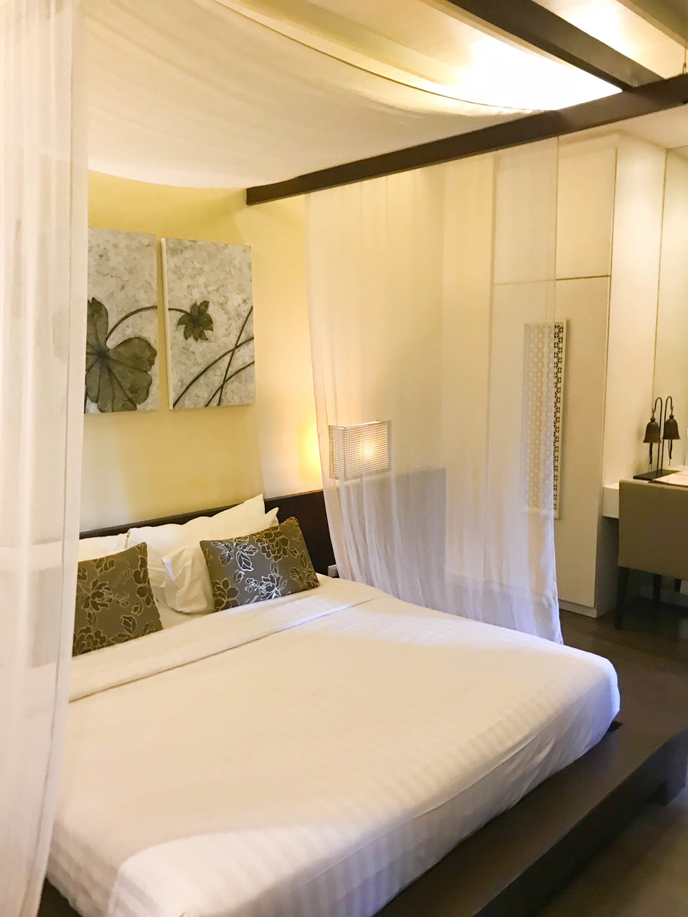 Thailand - Chiang Mai - De Chai Hotel - Superior Room