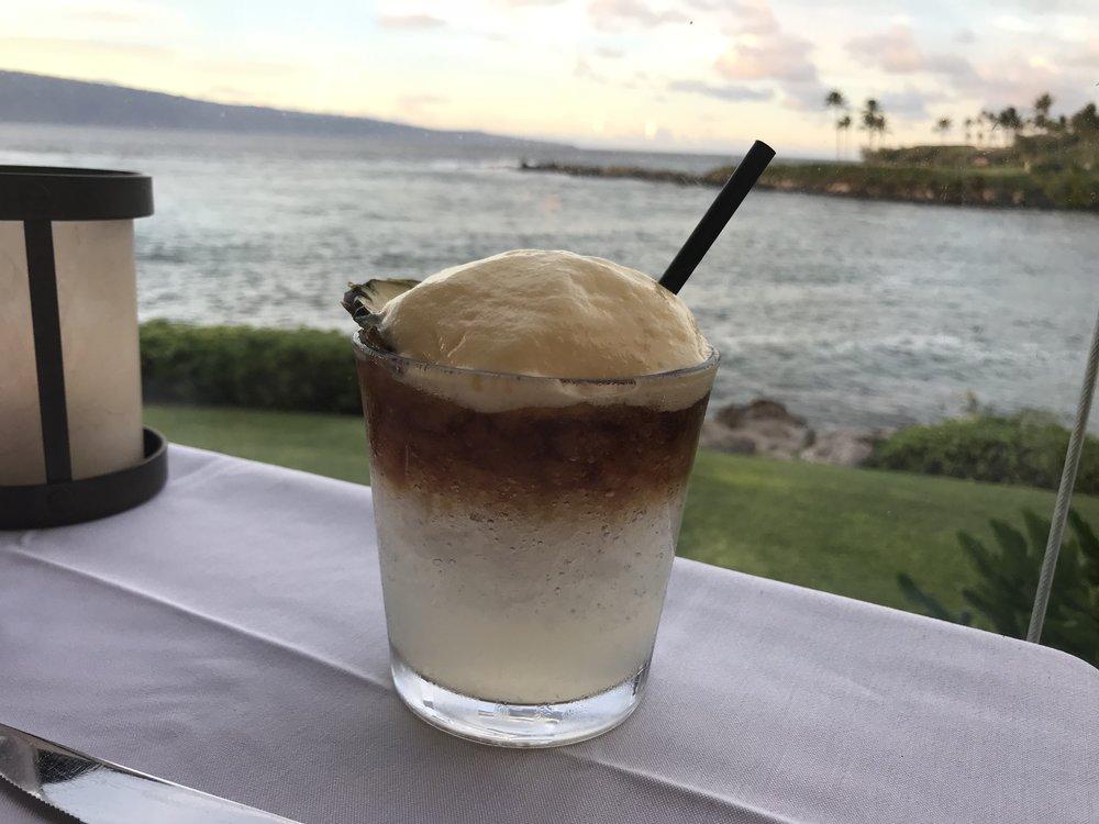 Merriman's Kapalua Restaurant - Favorite Mai Tai
