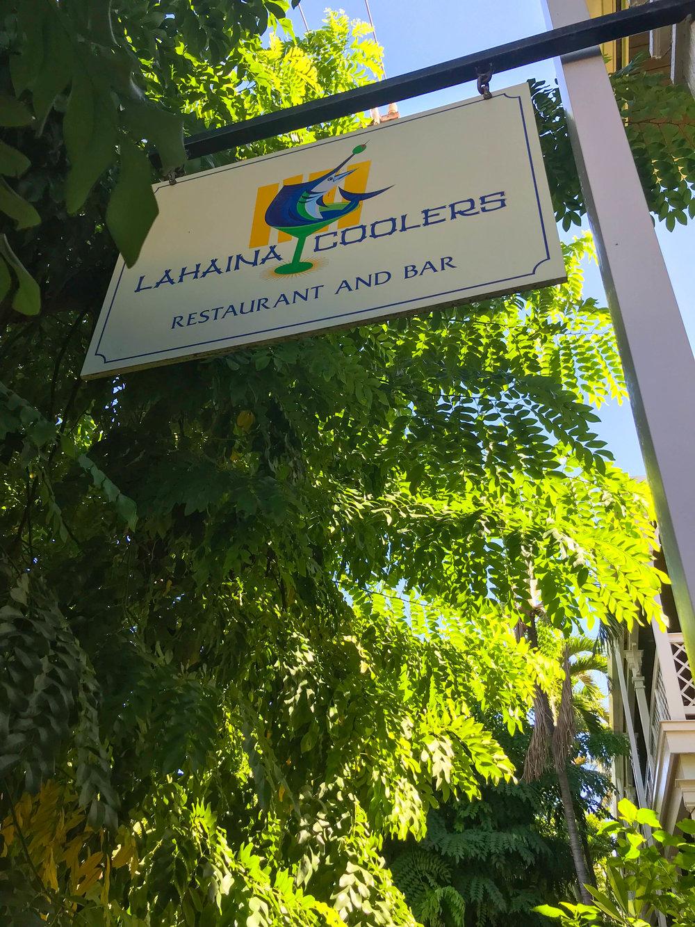 Lahaina Coolers - Maui, Hawaii - Breakfast