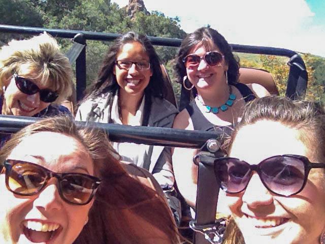 Malibu Wine Safari Jeep - Malibu Wines - Los Angeles