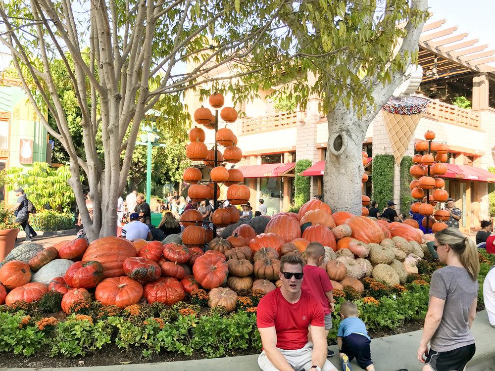 Downtown Disney Disneyland Halloweentime 2018