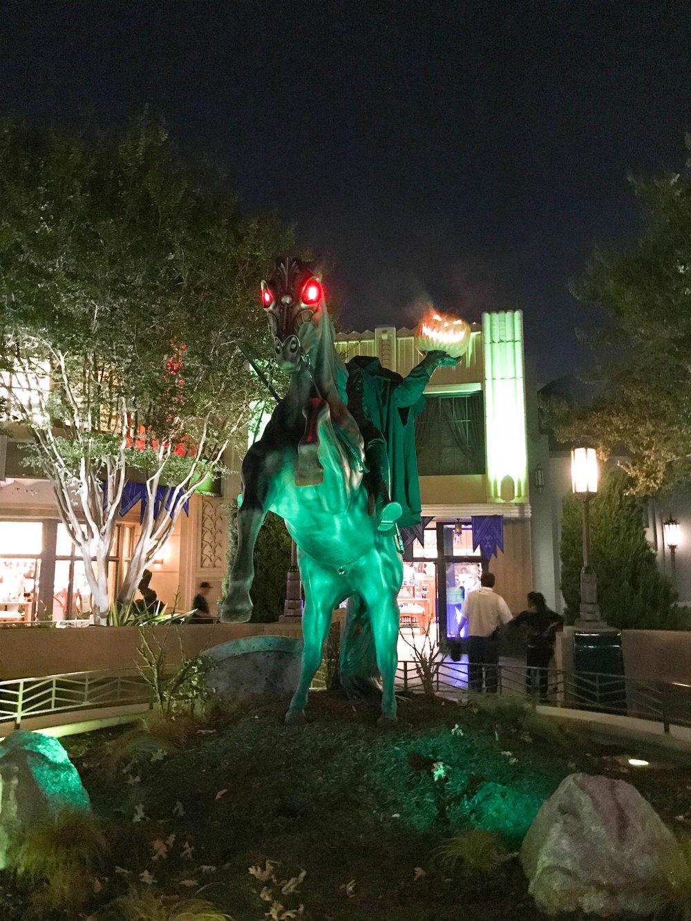Disneyland_Halloween_Headless Horseman