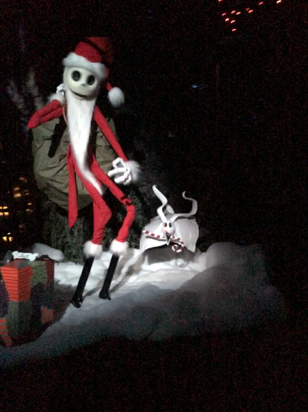 Haunted Mansion Nightmare Before Christmas Haunted Holiday