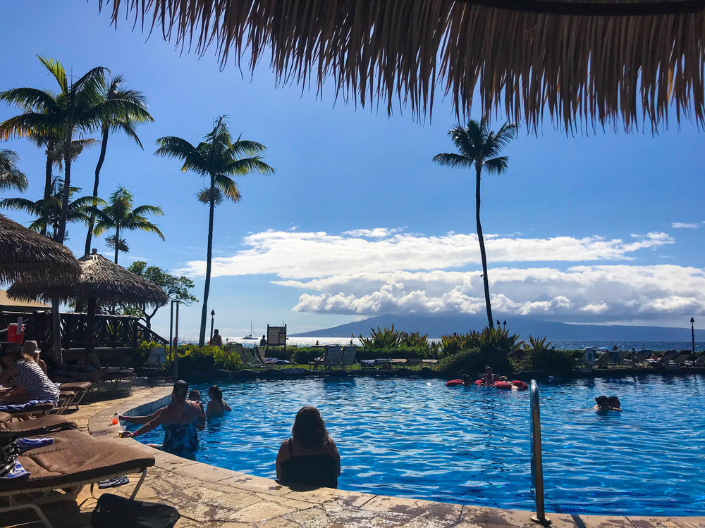 Sheraton Maui Resort Pool