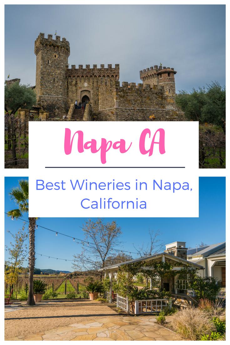 Best Wineries in Napa, California