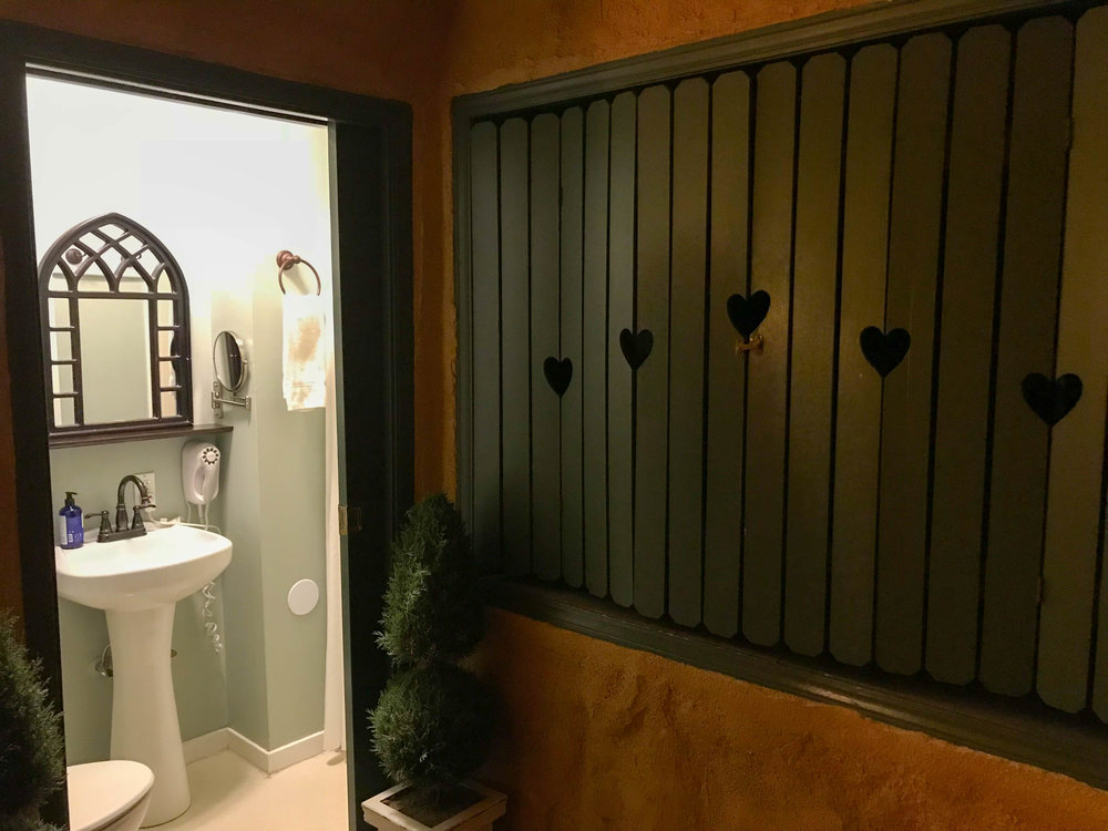 Cabernet House Napa - Bella Tuscany Room