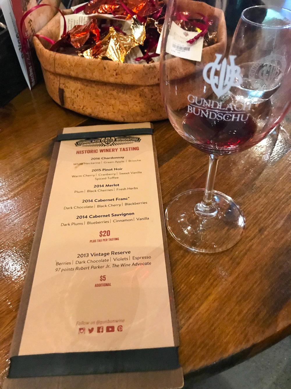 Gundlach Bunschu Winery