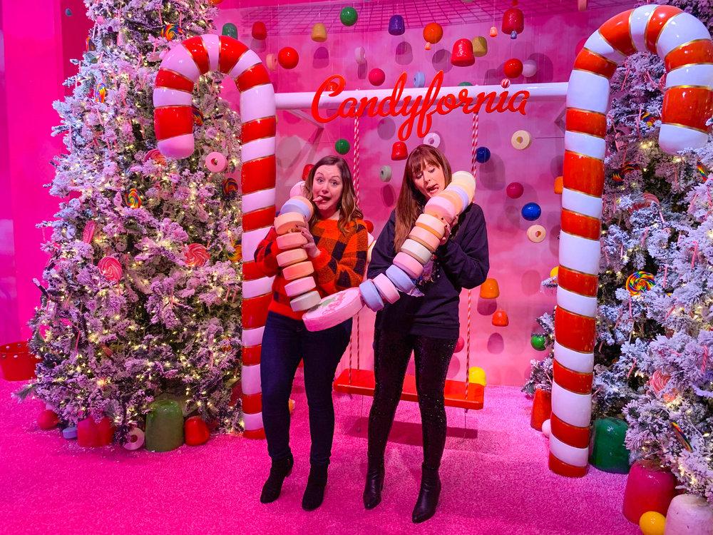 Fa La Land Pop Up Los Angeles- Candyfornia