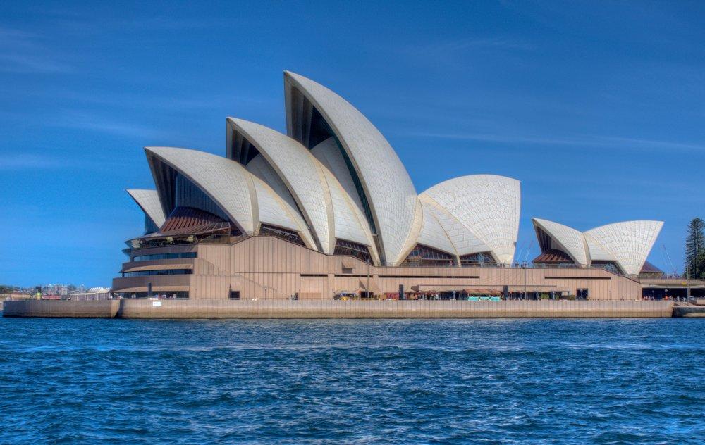 Sydney_Australia Opera House