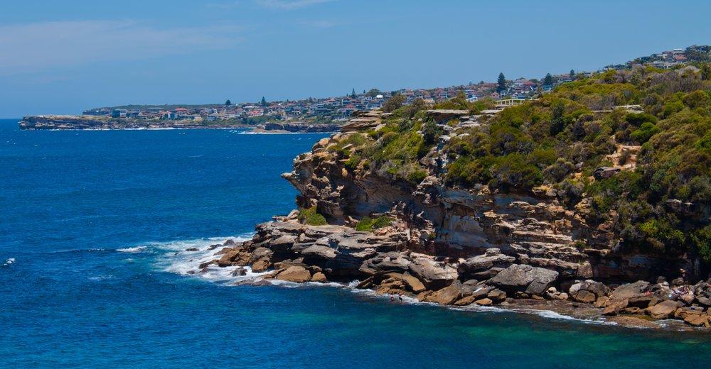 Coogee Beach - Sydney Australia