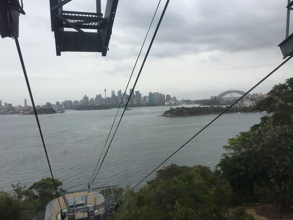 Taronga Zoo Sydney Australia Views