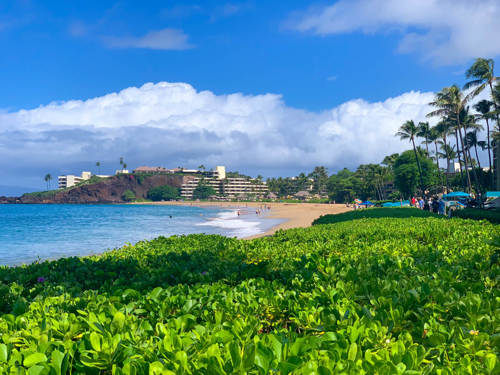 Maui Hawaii Kaanapali Beach - 4 day itinerary