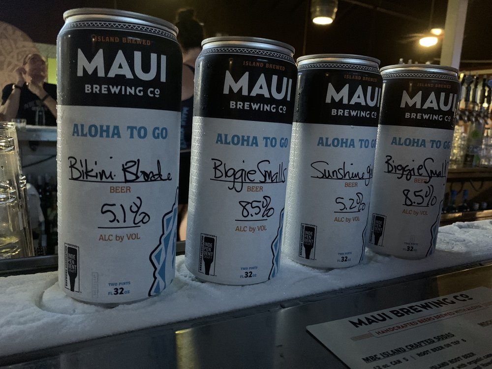 Maui Brewing Company - Biggie Smalls