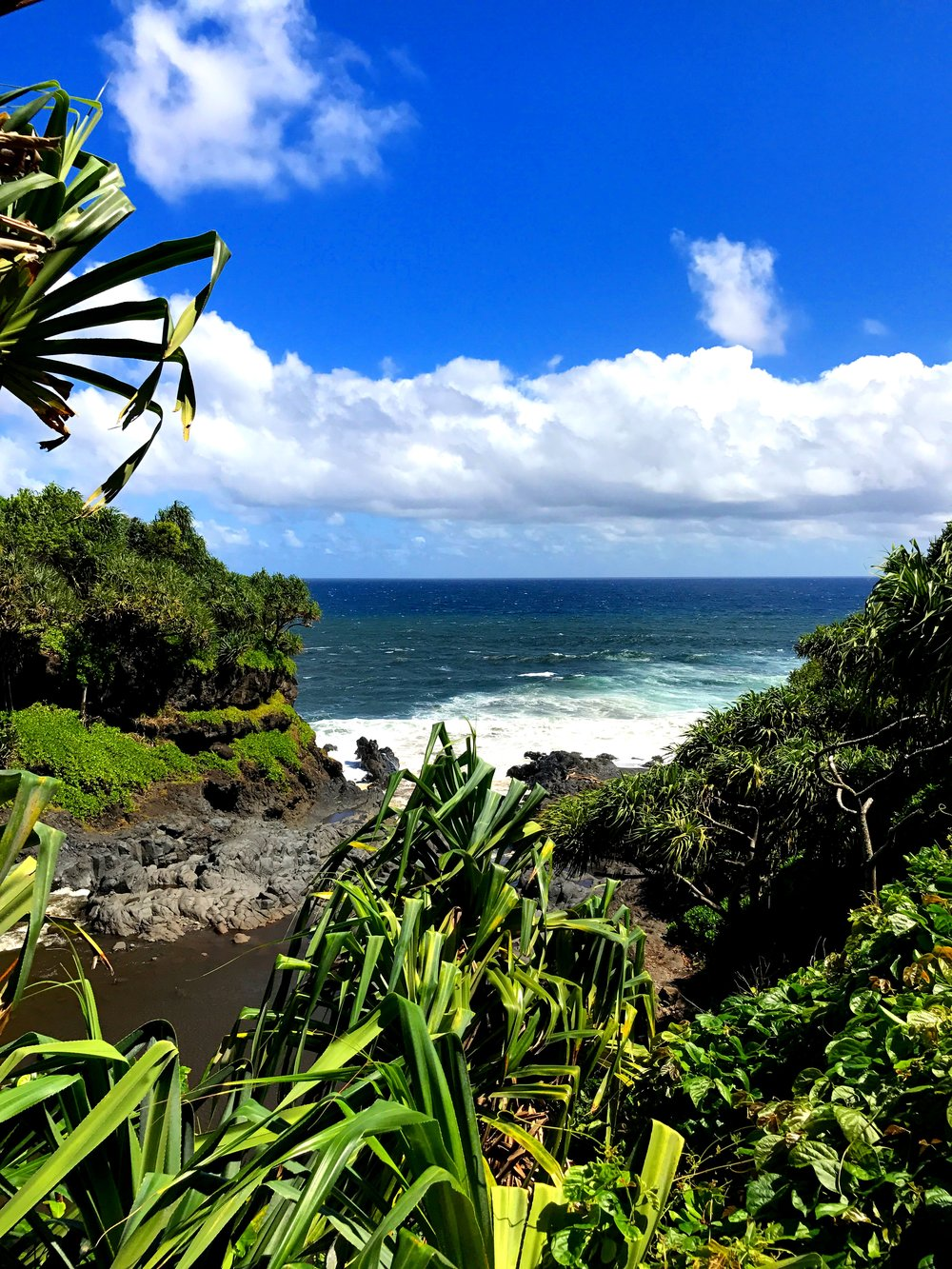 Road to Hana - Maui Hawaii