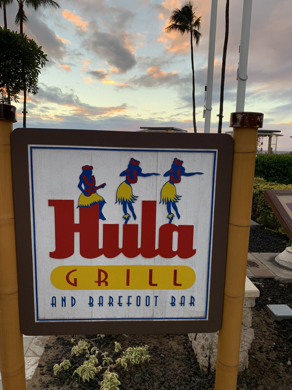 Maui, Hawaii Hula Grill and Barefoot Bar