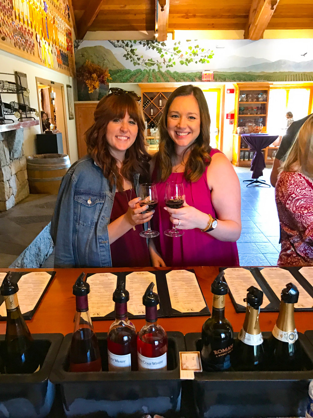 Temecula Wine Tasting Tour - South Coast Winery