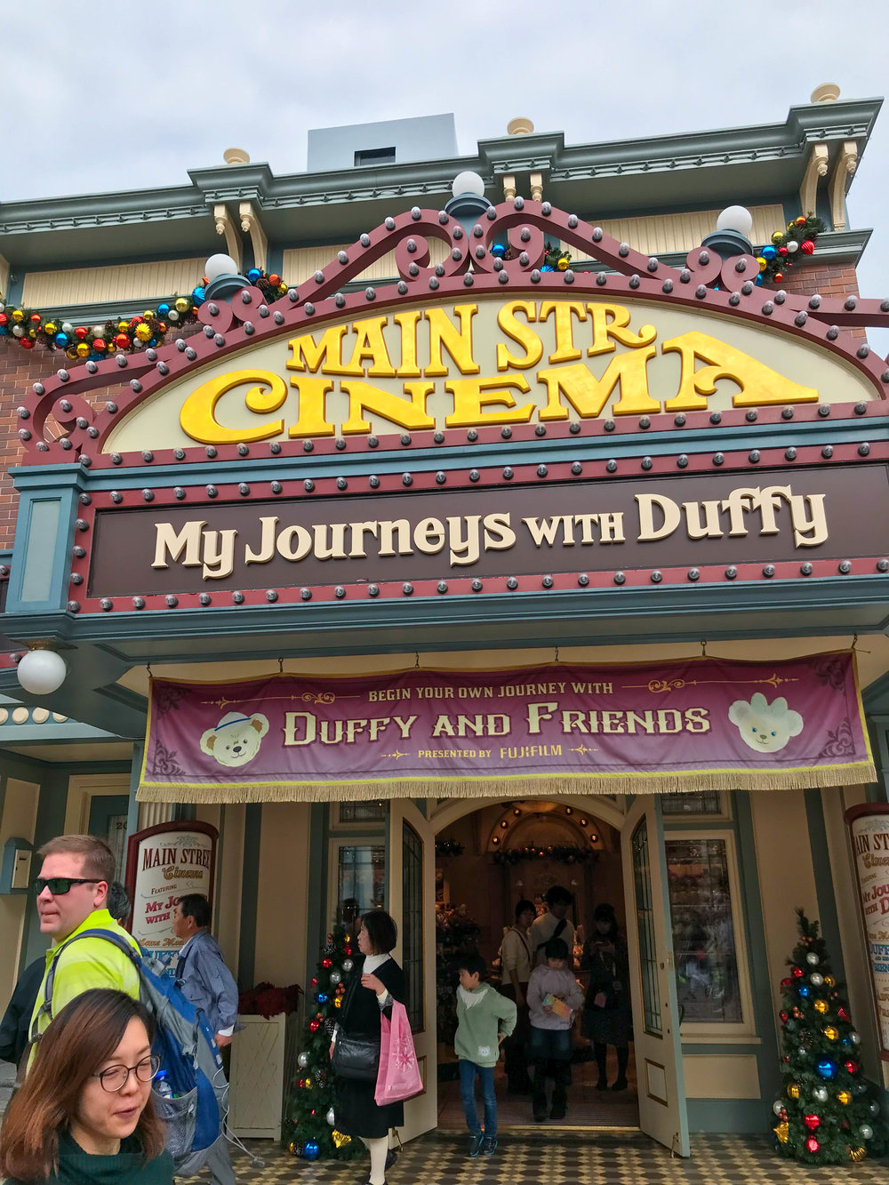 Hong Kong Disneyland Main Street Shops