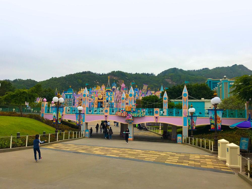 It's a Small World - Hong Kong Disneyland
