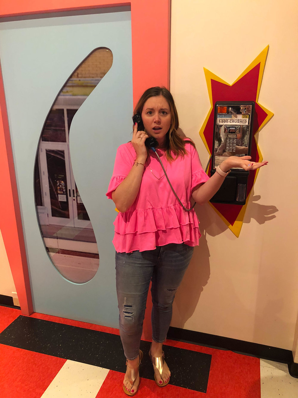 Saved By the Max - Saved by the Bell Pop-up Pay Phone