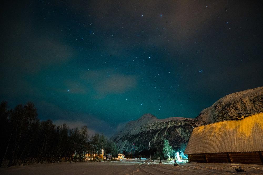 Northern Lights in Norway - Aurora Borealis