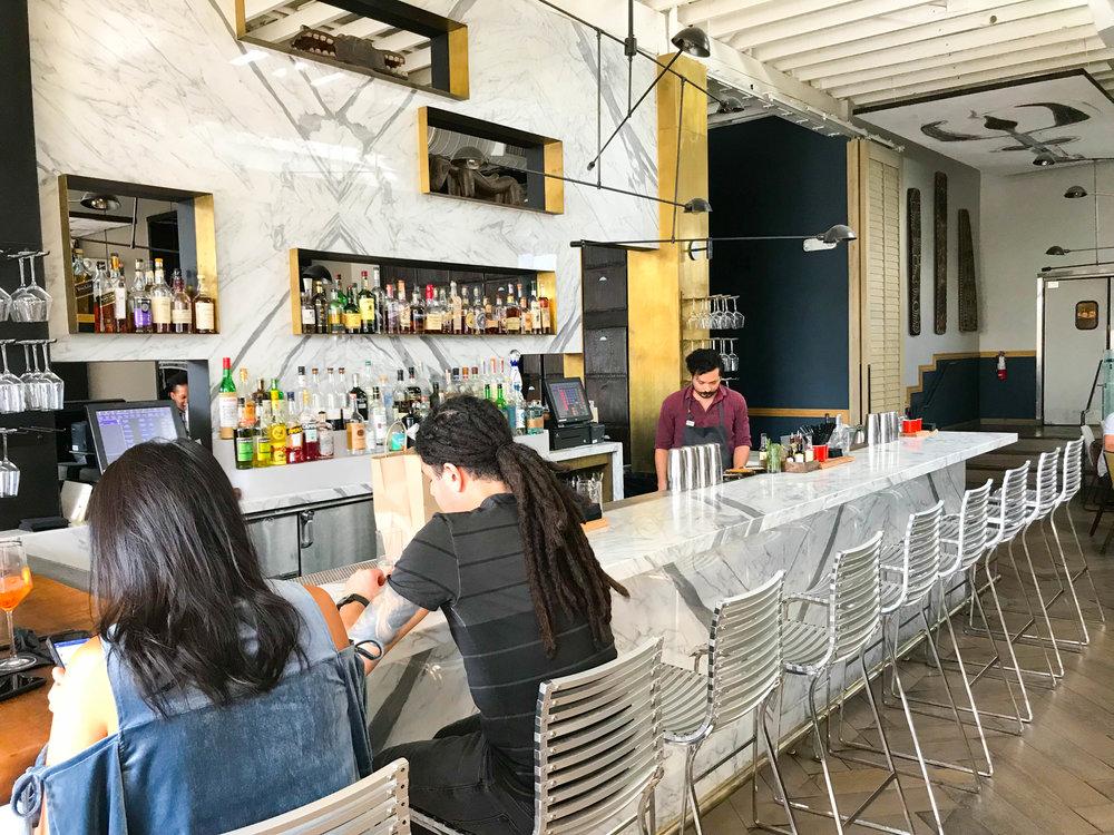Norah Bar for Brunch West Hollywood